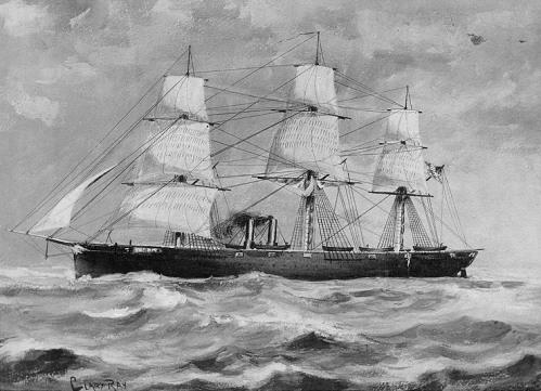 USS_Niagara_(1855)
