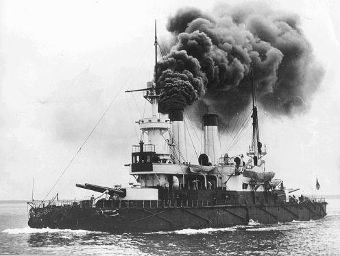 RUS_Admiral_Senyavin_in_1901