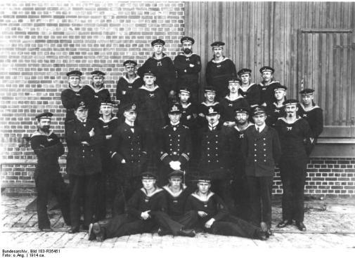 Besatzung des U-Bootes U 9