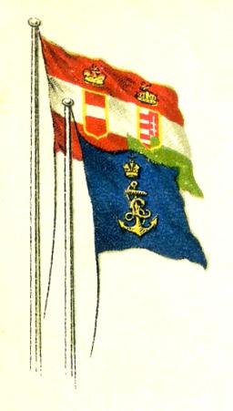 Austian_Lloyd_flags